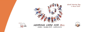 Hearing Care For All webinar banner