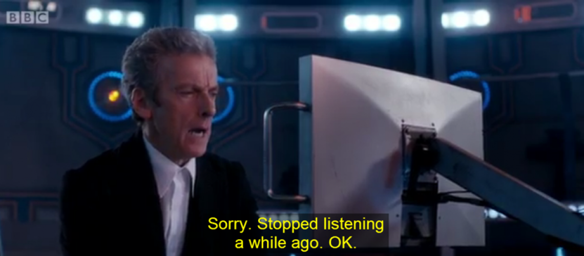 BBc subtitling